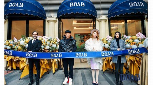 舌尖上的艺术盛宴:BOAB法国宝儿餐厅申城开业