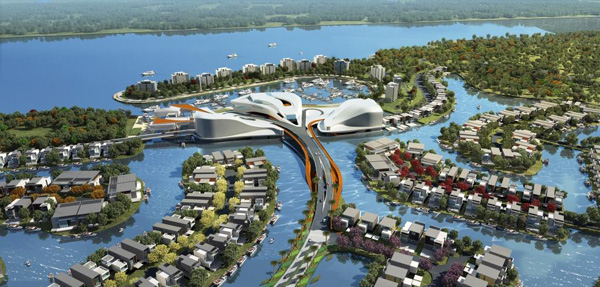 艇动蔚蓝生活 吉宝盛世湾携手世界顶级游艇品牌