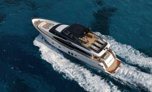辛普森游艇成功售出圣劳伦佐最新型号SL78