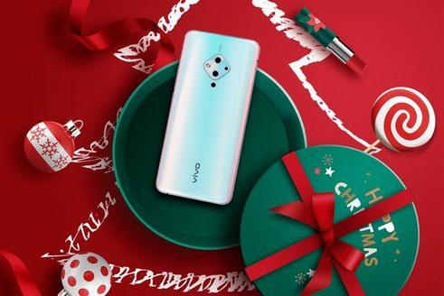 超级上头的圣诞爆款来袭,vivo S5帮你定格美好瞬间