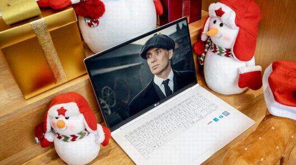 圣诞礼物不妨送以自己一台17英寸LG gram大屏轻薄笔记本